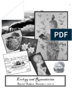 Ecology and Romanticism - Handbook 2010-11