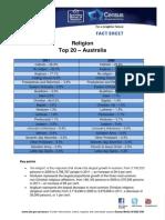 2011 census-factsheet-religion