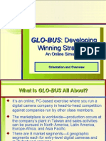 GLO BUS Developing a Winning Strategy