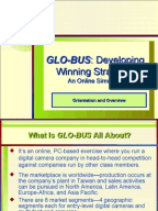 glo bus participant's guide Prepare for glo-bus game quiz 1 with help from my study notes be ready for this one, as the glo-bus quiz 1 has 20 questions that must be solved within a short time frame.
