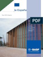 Pabellón de España. Obras