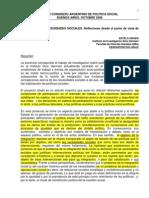 Integracion y Necesidades Sociales. Estela Grassi-1