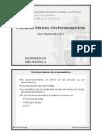 Circuitos basicos electroneumatica