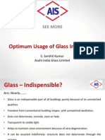 3. AIS_Optimum Use of Glass in Building