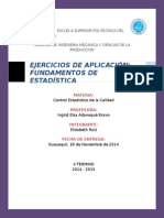 Ejercicios Fund Estadistica DE BESTERFIELD