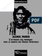 "Jaz Bul Murid de CHEIKH IBRAHIMA FALL ou LAMP FALL ""BABOUL MOURIDINA"""