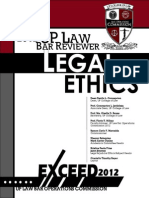 Legal Ethics Reviewer
