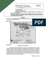 Examen Tema 8. Dictadura Primo de Rivera.
