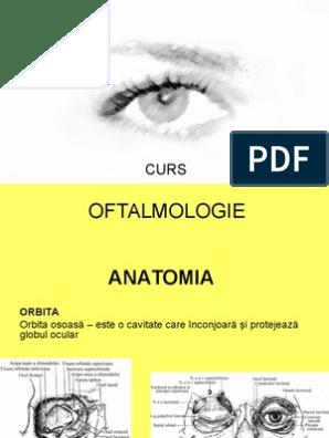 diafanoscopia în oftalmologie)