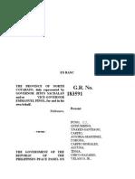 18 Province of North Cotabato vs GRP