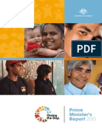 Closing the Gap Prime Minister's Report 2010