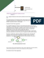 Software Project Management & Quality Assurance