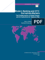 Modern Banking and OTC Derivatives Markets