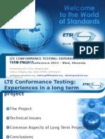 12 T3UC-Seka LTEConformanceTesting