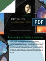 Rituales Espejos Rituales Hechizos