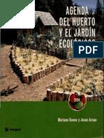 Agenda Del Huerto y El Jardin Ecologicos Mariano Bueno y Jesus Arnau