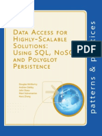 Data Access for Highly Scalable Solutions