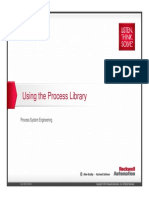 Using the Library of Process Objects Updated 2014-09-08