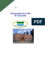 Monographie de youssoufia