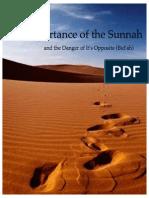 Importance of the Sunnah by Ali Camarratta