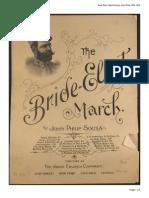 Sousa the Bride Elect