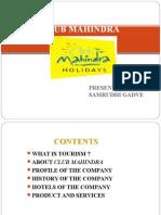 Mahindra..