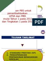 PBS & Konsep Standard Prestasi 9 Jun 2011 Edit 10.7.2011