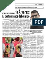 Jesús María Álvarez en el VP Semanario