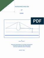 Analysis of Dams