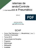 0. Apresentação SCHP 2014