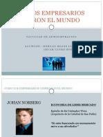 COMO LOS EMPRESARIOS CAMBIARON EL MUNDO.pptx