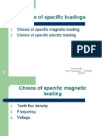 Electric and Magnetic Loading