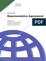 FIDIC Model Representative Agreement (PURPLE BOOK) TOC