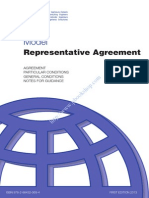 FIDIC Model Representative Agreement (PURPLE BOOK) TOC