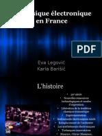 La Musique Électronique en France