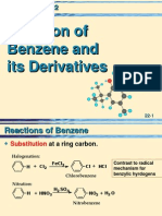 22 reactions of benzene.ppt