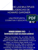 Multiples Inteligencias de Gardner(2)
