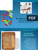 El Idioma Castellano