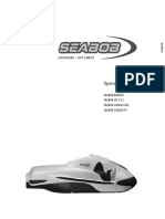 SEABOB Operations Manual