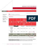 KIB OnePRS Growth Actual Report Feb 2015