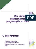 Mini Curso SAS