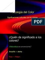 Pe Psicolog a Del Color