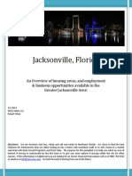 An Informational Publication on Jacksonville Culture