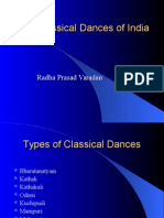 Classical Dances of India.ppt