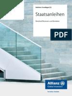 Allianz Anleihen3 Staatsanleihen