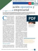 Investigación Operativa y Logística Empresarial (2013)