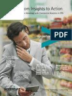 Accenture Commercial Analytics Insights CGS OJOOOO