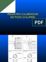 Registros Caliper y SP