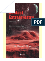 Greer, Steven M. - [Contact Extraterestru] 01 Dovezi Si Consecinte