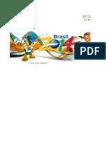 Calendario Mundial Brasil 2014 en Excel - Hora México - Copy